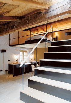 Guesthouse berge | Nils Holger Moormann | Nordwand | ©Jäger & Jäger