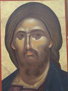 13244652_653516248136078_9056237517361154280_n Byzantine Icons, Art Icon, Religious Art, Jesus Christ, Christianity, Mona Lisa, Style Inspiration, Tattoos, Artwork