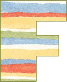 FLORES Y LETRAS PARA DECOUPAGE (pág. 171) | Aprender manualidades es facilisimo.com