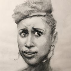 Issa Dee sketch by Heather Lenefsky Sketch Art, Little People, Issa, Black Art, Illustration Art, Entertainment, Animation, Short People, Animation Movies
