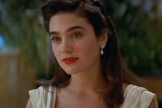 "Jennifer Connelly in ""The Rocketeer"""