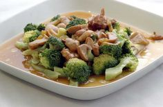 Whatever possible with broccoli