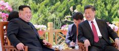 Kim Jong Un reportedly begged Chinese leadership to end to the crippling sanctions on his country shortly after the Singapore summit with President Trump. Asia News, North Korea, Singapore, Leadership, Presidents, Chinese, Country, Rural Area, Country Music