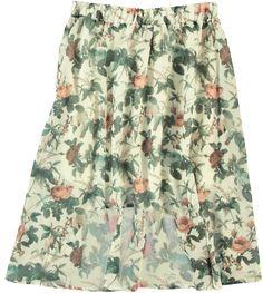 Printed Skirt-Garcia Summer Sale is Now On..... studiokidz.ca