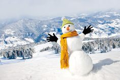 (c) TVB Murau-Kreischberg, ikarus.cc Berg, Snowman, Winter, Outdoor Decor, Home Decor, Tourism, Vacation, Winter Time, Homemade Home Decor