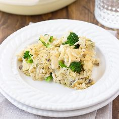 Dairy-Free Chicken Broccoli & Rice Recipe