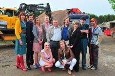 De zonen van Van As. Vlaamse serie seizoen 1 & 2 VTM 2012 en 2014. Seizoen 3, 2017. Humor.