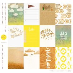 Brown and Gold Flower Backgrounds. Printables. $5.00