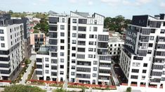 Architectural firm PTW recommended louvre windows to Meriton for their Luna Apartments project in Lewisham. Louvre Windows, Architectural Firm, Apartment Projects, Apartments, Multi Story Building, Architecture, Design, Jealousy, Architecture Office