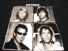 BON JOVI-concert tour shirt--Bounce 2003-mint never worn
