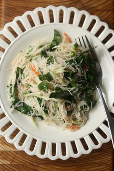 Use vermicelli rice
