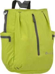 Sherpani Quest Convertible Backpack Chartreuse - via eBags.com!