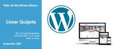 Aprende a diseñar y diagramar tu sitio web sin necesidad de ser un experto en programación, aprende a manejar tu contenido digital y ahorra tiempo y dinero.