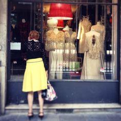 Didier Ludot in Paris, Île-de-France- vintage couture purveyor