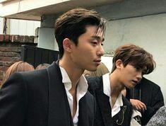 With park hyung shik Park Hyung Sik, Joon Hyung, Korean Boy, Korean Drama, Asian Actors, Korean Actors, Actors Male, Asian Aesthetic, Park Seo Joon