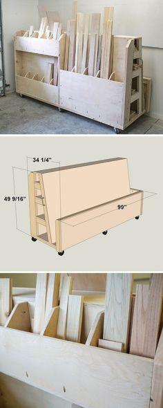Small Garage Organization- CLICK THE PICTURE for Many Garage Storage Ideas. #garage #garagestorage