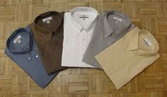 A Look At Wrinkle Free Foxcroft Shirts