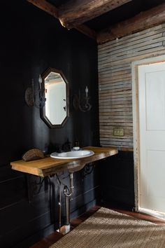 Above The Kids Baths Have A Panel Of Cle Tile S Indigo Watermark Pattern Running Behind Sinks Bad Pinterest Bath Townhouse And