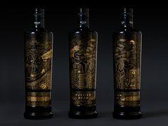 """""""Urban Expressions""""- Russian Bear Vodka"""