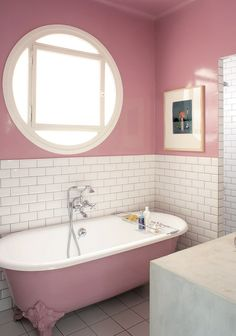 surprising red and white bathroom   71 Best Clawfoot/Stand Alone Tubs images   Stand alone tub ...