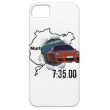 Ring Masters: 2005 Ruf RT12 iPhone SE/5/5s Case