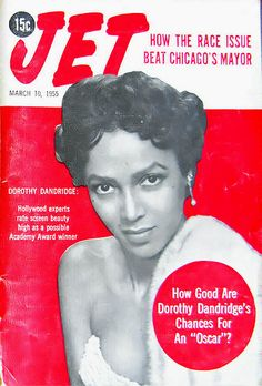 1955 Jet Magazine Cover
