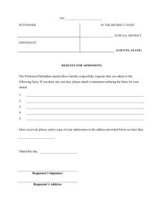 For people who are requesting that a judgment be overturned and ...