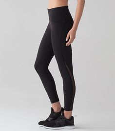 169365b4f This versatile tight has you covered from training to bootcamp. The  waistband is reinforced and cut on the edge
