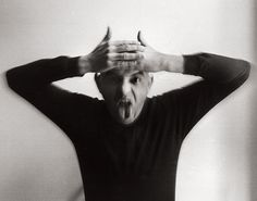 Michals Duane - Autoritratto, Come un diavolo in occasione del mio 40 compleanno
