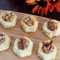 Hello there! If you are new here, you might want to subscribe to the RSS feed for updates on this topic.Powered by WP Greet Box WordPress Plugin36971305100 Pecan Pie Puffs featuring Pepperidge Farm Puff Pastry Cups and Diamond Chopped Pecans These Pecan Pie Puffs made... #dessert #pastry #pecans