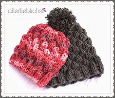 Baby Knitting Patterns, Crochet Patterns, Knit Crochet, Crochet Hats, Hats For Sale, Colorful Socks, Love Hat, Crochet Fashion, Couture