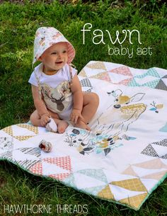 Fawn Baby Set for our little