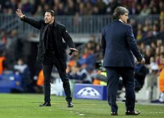 Atlético Madrid vs Barcelona Prediction - Who will win the Argentinean managerial battle at Vicente Calderón: Diego Simeone or Gerardo Martino? Atlético Madrid vs Barcelona Prediction #Football #UEFAChampionsLeague #FootballBetting #Betting #Odds #Football