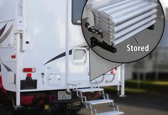 Torklift releases new truck camper entry steps | RV Daily Report