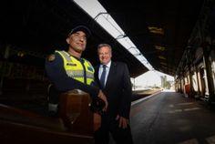 Rail PSO patrols for Geelong