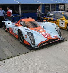 Lola Aston Martin Le Mans car