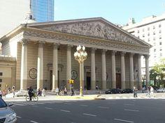 Catedral Metropolitana de Buenos Aires en Baires, Buenos Aires C.F.