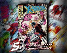 UNCANNY X-MEN # 209 COMIC DE 1986, CLAREMONT Y ROMITA JR. $ 120.00 Para más información, contáctanos en http://www.facebook.com/la5aDimension