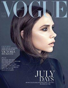 Vogue Korea Victoria Beckham
