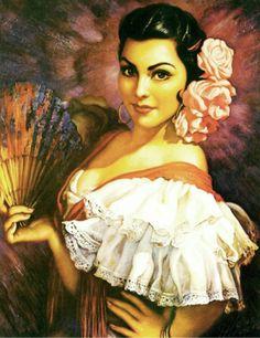 Jesús Helguera 1910-1971 | Mexican Classical painter | Tutt'Art@ | Pittura * Scultura * Poesia * Musica |