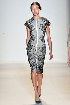 Lela Rose | Spring 2014 Ready-to-Wear Collection | Style.com