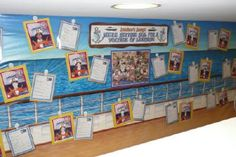 Clutter-Free Classroom: Pirates / Nautical Themed Classrooms