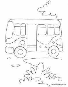 Non Stop Bus Board Carefully
