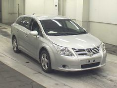 USED TOYOTA AVENSIS FOR SALE