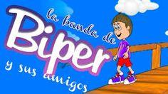 La Banda de Biper y sus amigos. Musica Cristiana para Niños en una App Android