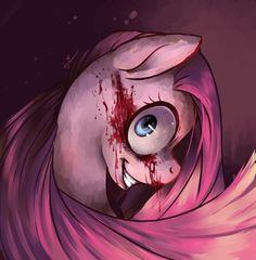 pinkamena scary - Pesquisa Google