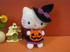 Sanrio Hello Kitty Halloween Plush Doll Soft Toy @2013