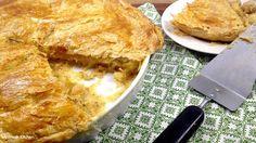 We're All About Gourmet Pot Pie, Apple Pie, Fresh, Chicken, Kitchen, Desserts, Food, Gourmet, Cooking