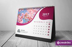 Bundle Wall and Desk Calendars