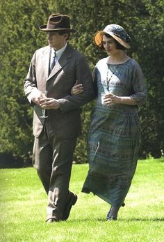 Image detail for -Season-3-downton-abbey- Tom and Sybil